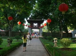 Temple of Literature- Văn Miếu - Such a beautiful summers day !!