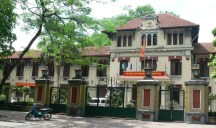 Le Hong Phong or Tran Phu Government Building, Hanoi