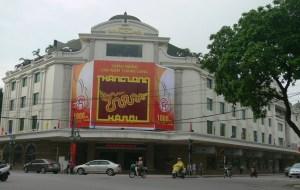 2010 - Tràng Tiền Plaza celebrates Hanoi 1000 years - Tràng Tiền Plaza, Hai Bà Trưng, Hanoi, Vietnam