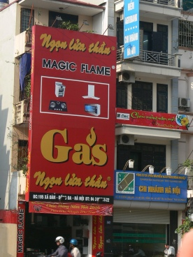 2010 photo - Companies like Magic Flame are going to be rapid growth companies in the future.