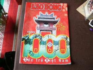 LAODONG news magazine 2010 special version - 1000 years Hanoi