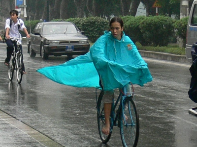 Raining - no problem !