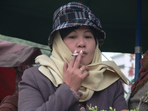 Only 1% of Vietnamese Women smoke