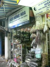 Lan Ong Street, Natural Medicine Street, Hanoi