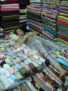 Fabric Market - Cho Hom