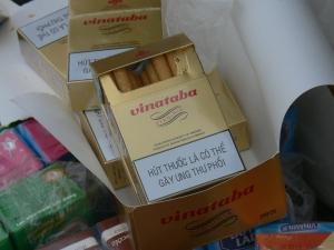 Vinataba Vietnamese cigarettes