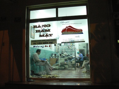 Dentist Practice, Hanoi
