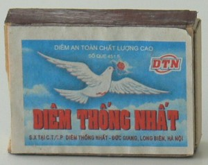 Vietnamese match box