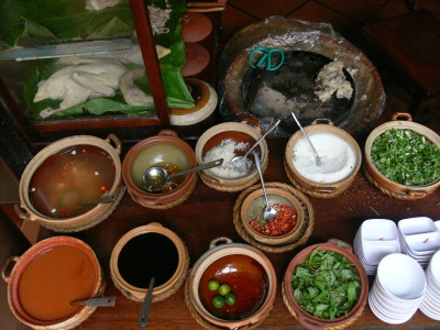 Ingredients for Vietnamese cooking