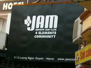Jam - a hip hop jam club - 4 elements community