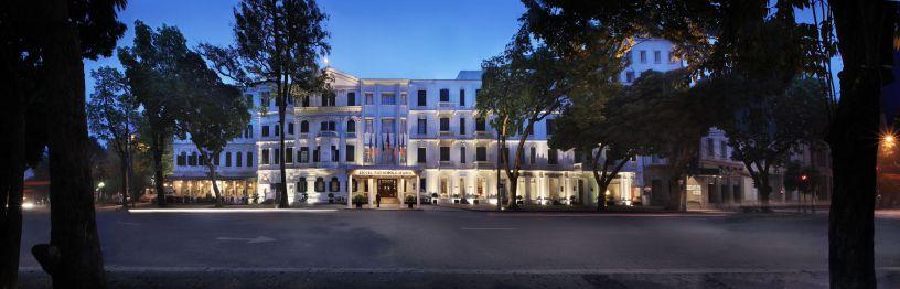 5 star elegance - Sofitel Legend Metropole Hanoi