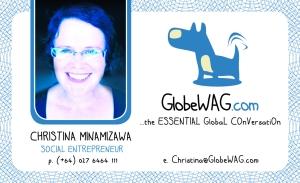 2013 GlobeWAG business card