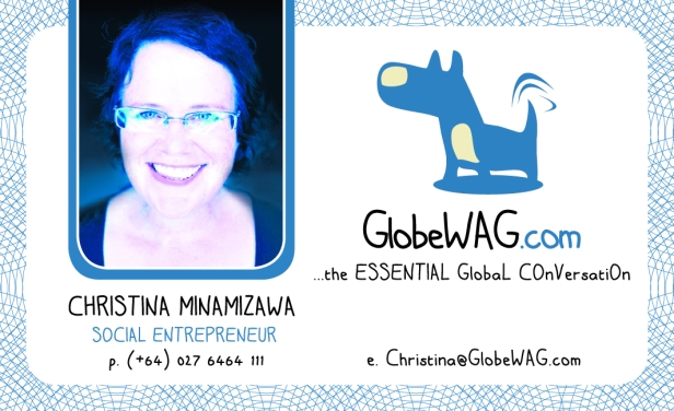 2013 GlobeWAG business card