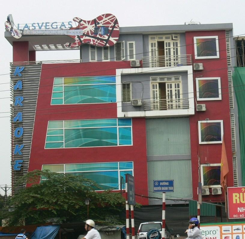 Karaoke in Hanoi