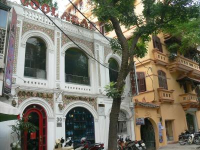 Bar in Hanoi