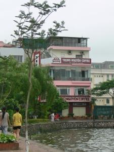 Trung Nguyen Coffee, Lakeside, Ho Tay, Hanoi
